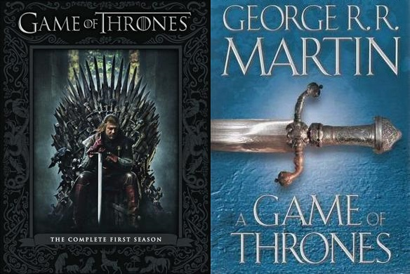Buch Game Of Thrones