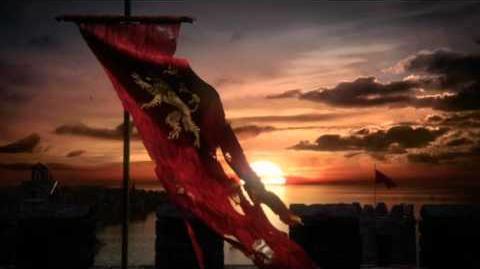 Игра Престолов 6 сезон Game of Thrones Знамя Ланнистеров (Тизер)