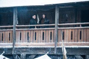 701 Sansa Stark und Petyr Baelish