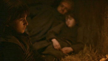 Bran and Rickon Alive