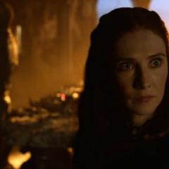 Melisandre konfrontuje się z <a href=
