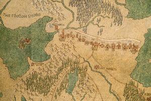 Карта Стены 7x06