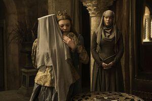 607 Margaery Tyrell Olenna Tyrell Unella