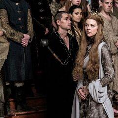 Margaery w Wielkim Sepcie Baelora.