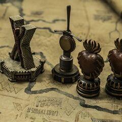 Karte von Stannis in Staffel 5