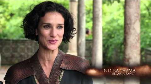 Game of Thrones Season 5 Episode 2 - Dorne & the Water Gardens Featurette (HBO)