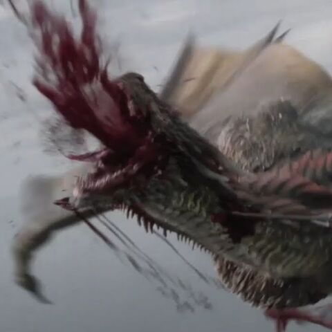 Rhaegal wird tödlich verletzt