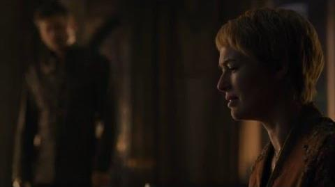 Game of Thrones Season 6 Episode 1 - Cersei and Jaime