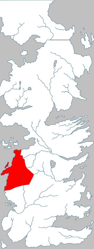 ЗахідніЗемліМапіВестероса