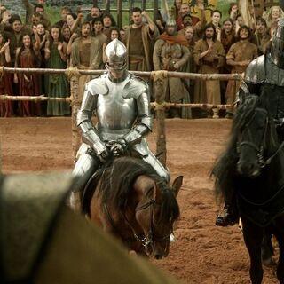 Ser Hugh und Ser Gregor Clegane