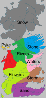 Bastard names by region