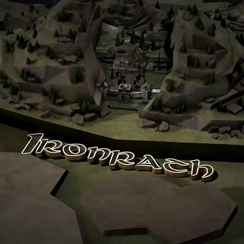 Eisenrath im Spiel <i>Game of Thrones - A Telltale Games Series</i>