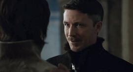 Petyr speaks to robin s4