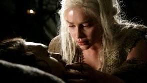 Dany kills Drogo Fire and Blood