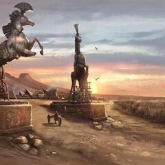 Das Pferdetor von <i>Kimberly Pope</i><br />(Staffel 1)