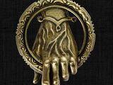 Hand des Königs