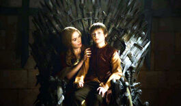 Cersei and Tommen 2x09