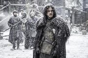 Jon snow dance of dragons