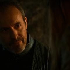 """Stannis rozmawia z Shireen, """"<a href="""