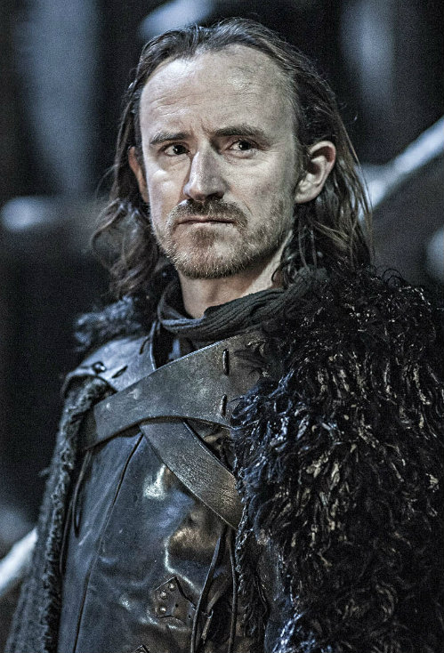 Ser Denys Mallister Game Of Thrones