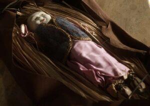 103 Sansas Puppe