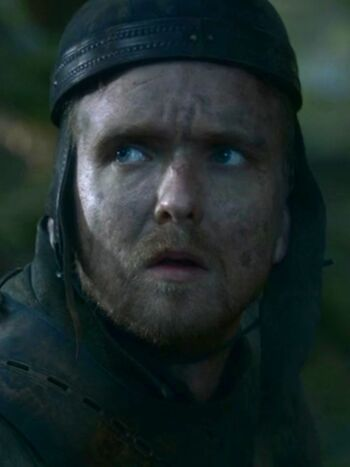 Frey soldier