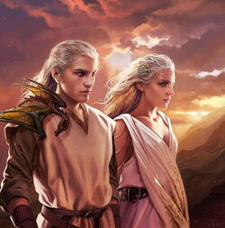 Magali Villeneuve Dragonlords