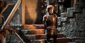 209 Tyrion Lennister vor der Rede