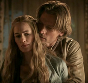 Jaime e Cersei 1x03