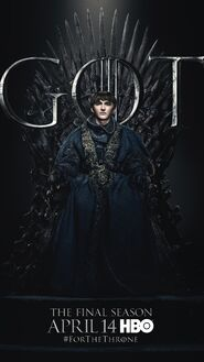 Season 8 poster Bran