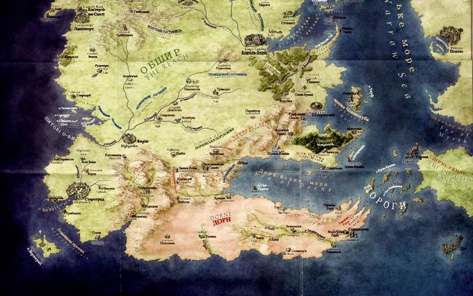Дорн01 Карта
