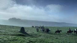 Distant Winterfell