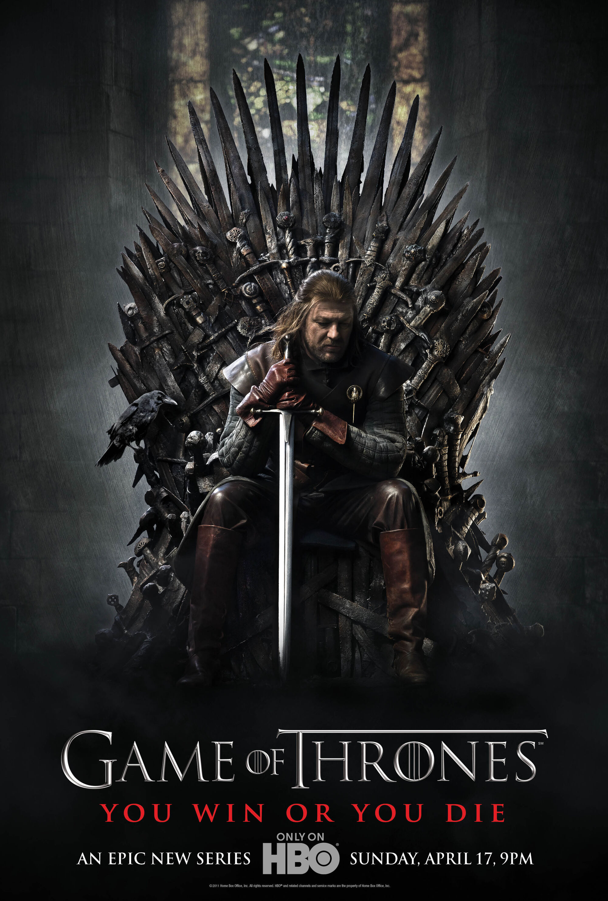 Game of Thrones S01E10 720p 500MB BluRay [Hindi – English] AC3 ESubs MKV