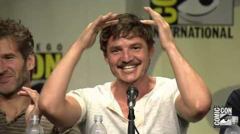 Game of Thrones Season 4 Comic-Con 2014 Panel (HBO)