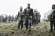 Broken man Jaime and Bronn