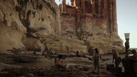Арья Старк и Красный замок 1x05