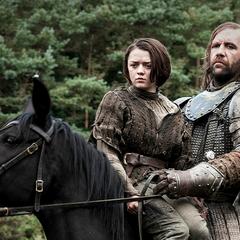 Ogar i Arya.