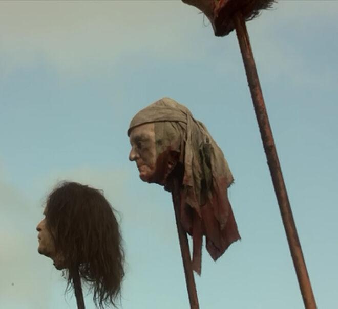 Image result for septa mordane head george bush