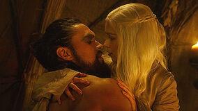 Dany learns to Please Drogo Kingsroad