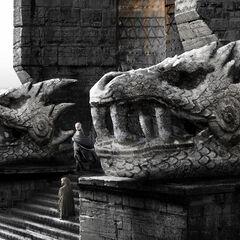 <center>CA-Detail vom Eingangstor von Drachenstein</center>