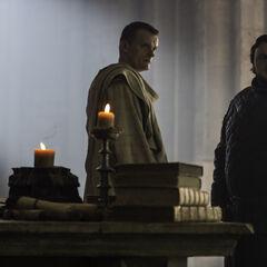 Der Maester empfängt Samwell