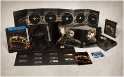 Season 2 box set gatefold