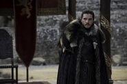 The Dragon and the Wolf Jon