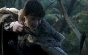 Theon attacks Osha