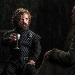 Tyrion claims his counsel isn't heeded.