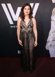 Carly Wray Westworld premiere