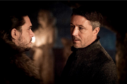 Jon and Petyr in Stormborn