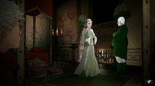 Королева Алисента и ее отец Отто