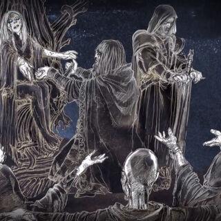 Król Nocy składa ofiary z ludzi