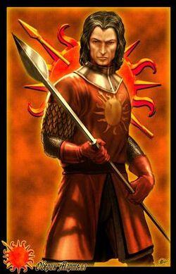 Oberyn Martell Amok